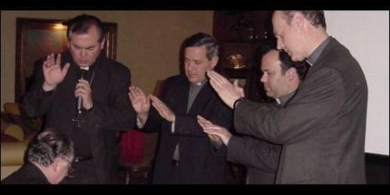 Los 'obispos de Karadima'