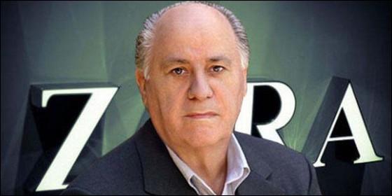 Amancio Ortega (INDITEX).