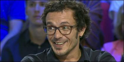 José María González Santos, alias 'Kichi' (PODEMOS).