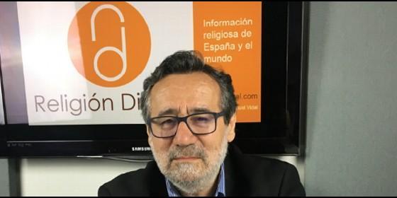 Jesús López Soltillos, del 'Foro Curas de Madrid y Más'