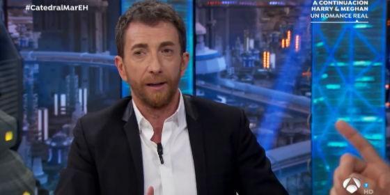 Pablo Motos vuelve a meter la pata en `El Hormiguero`: ha sido a propósito o un error