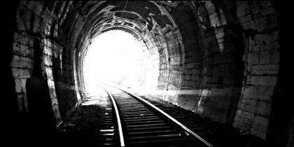 Tunel, viaje, miedo y muerte.