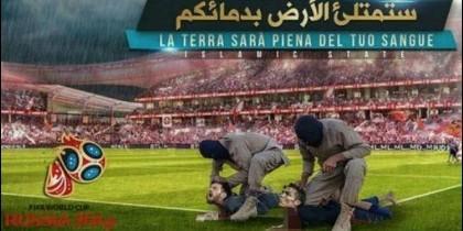 La amenaza del ISIS a Messi y a Ronaldo