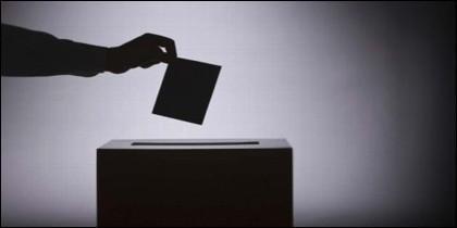 Elecciones, encuestas, voto, urna, sondeo, partidos políticos.
