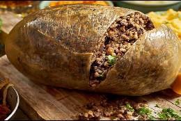 El haggis es el plato típico escocés más conocido.
