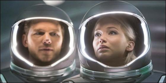 Nasa astronautas y sexo en el espacio. NS