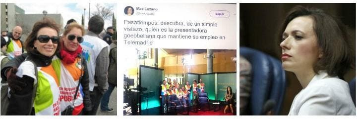 Tuits de Mao Lozano.