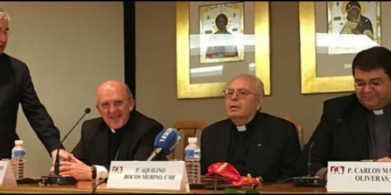 Osoro: 'Es un reconocimiento en defensa de la vida religiosa en momentos que no han sido fáciles'