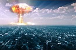 La Tercera Guerra Mundial será nuclear.