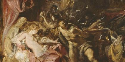 Rubens. Pintor de bocetos - Museo del Prado