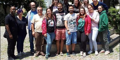 Trilateral de la JOC en Oporto