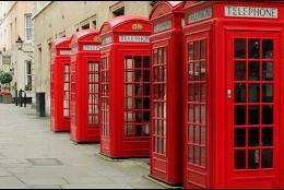 Cabina de teléfono Londres