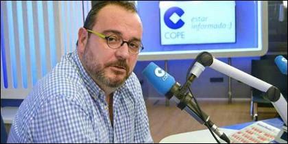 Juan Pablo Colmenarejo.