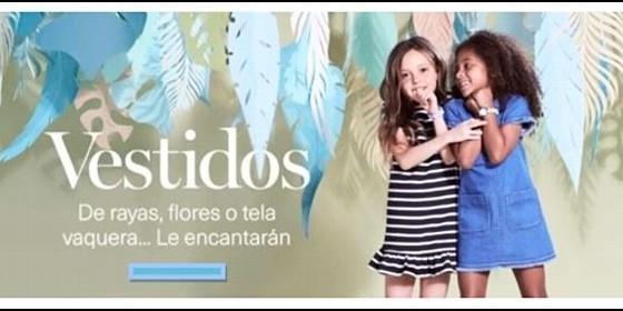 Tendencias moda para niños Primavera-verano 2018