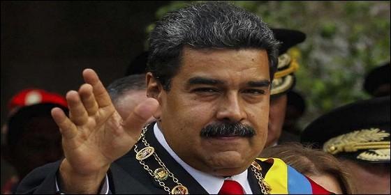 Maduro burló al Parlamento y apuró la jura como presidente
