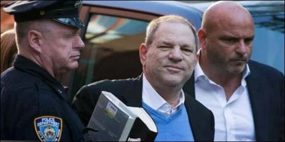 Espectaculos: Harvey Weinstein se entregó a la justicia