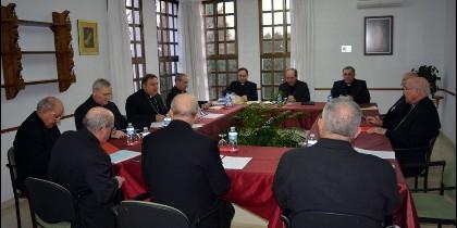 Los obispos andaluces