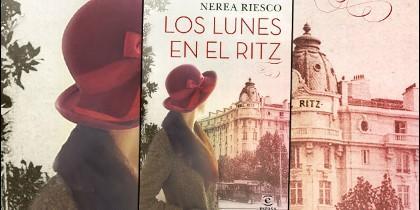 Nerea Riesco cede sus derechos de autora a Mensajeros