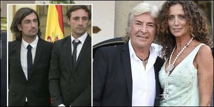 Pablo, Gelete, Ángel Nieto y Belinda.