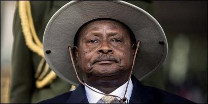 Yoweri Museveni (UGANDA).