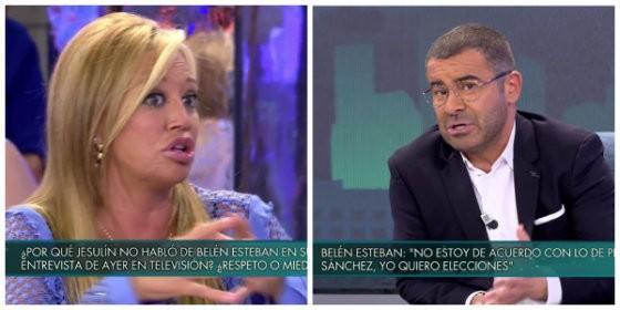Belén Esteban quiere elecciones: