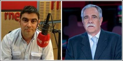 Ciudadano García y Chani Pérez Henares.