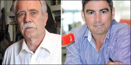 Pérez Henares y Ciudadano García.