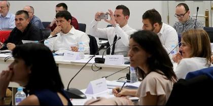 Jornada de trabajo en la que se ha lanzado el proyecto europeo Logistar
