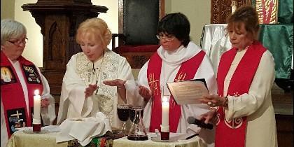 Mujeres sacerdotes