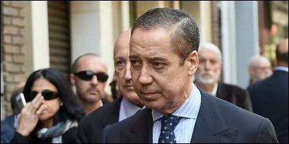 El exministro Eduardo Zaplana.