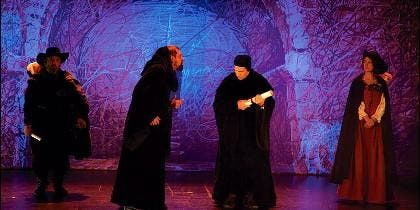 La cueva de Salamanca - Teatro de la Comedia