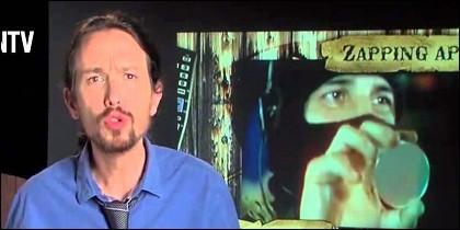 Pablo Iglesias (PODEMOS) y los zapatistas mexicanos.