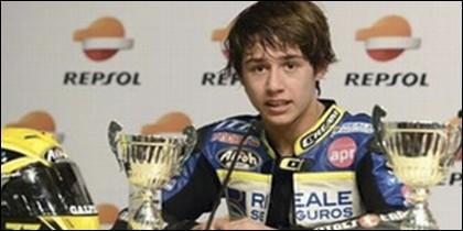Andreas Pérez.
