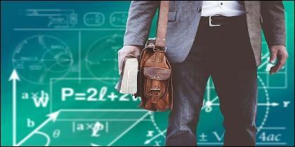 Profesor, enseñanza, escuela, clase, colegio.