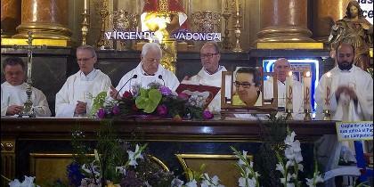 Funeral de Pedro Mella en San Antón