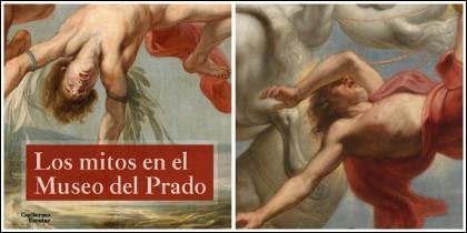 Portada de 'Los mitos en el el Museo de Prado'.