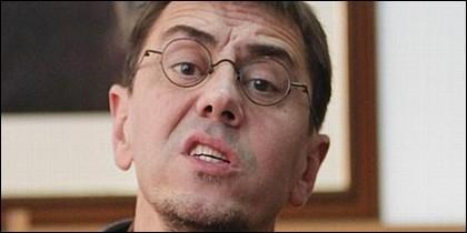 Juan Carlos Monedero (PODEMOS).
