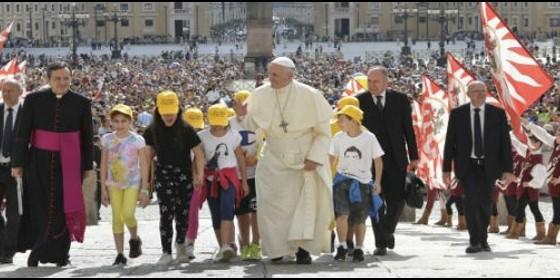 Papa Francisco pidió que el Mundial