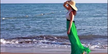 Vestidos largos o maxivestidos de verano