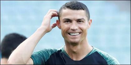 Cristiano Ronaldo CR7.
