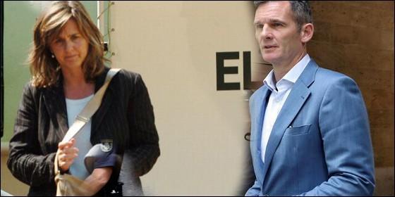 Iñaki Urdangarin, cuñado del rey de España, entra en prisión
