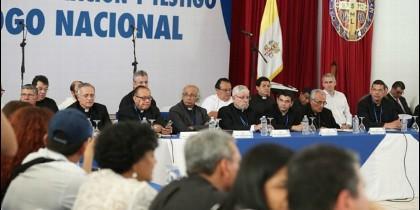 Se reanuda el diálogo en Nicaragua