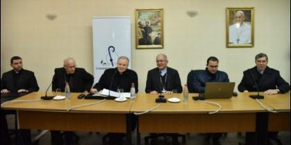 Anuncio de los nuevos obispos de Carapeguá y Benjamín Aceval