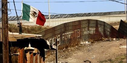 Frontera entre México y EEUU