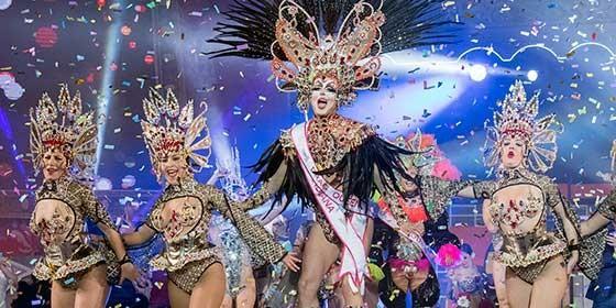 Resultado de imagen de El Carnaval las palmas viaja al Orgullo LGTB de Madrid