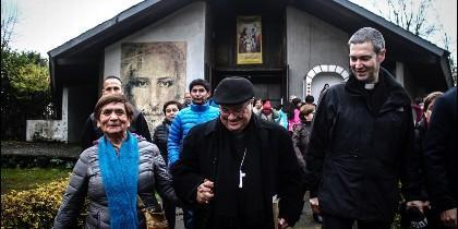 Los enviados papales a Chile