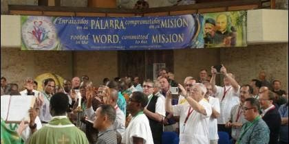 Verbitas se reúnen en Nemi (Italia) para su 18º Capítulo General