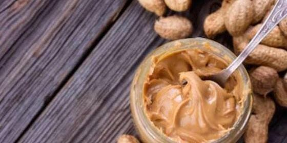 Crema de cacahuetes sin azúcar añadido