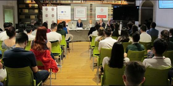 Presentación de los proyectos sociales de la UPSA