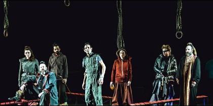 La vida es sueño - Teatro Bellas Artes